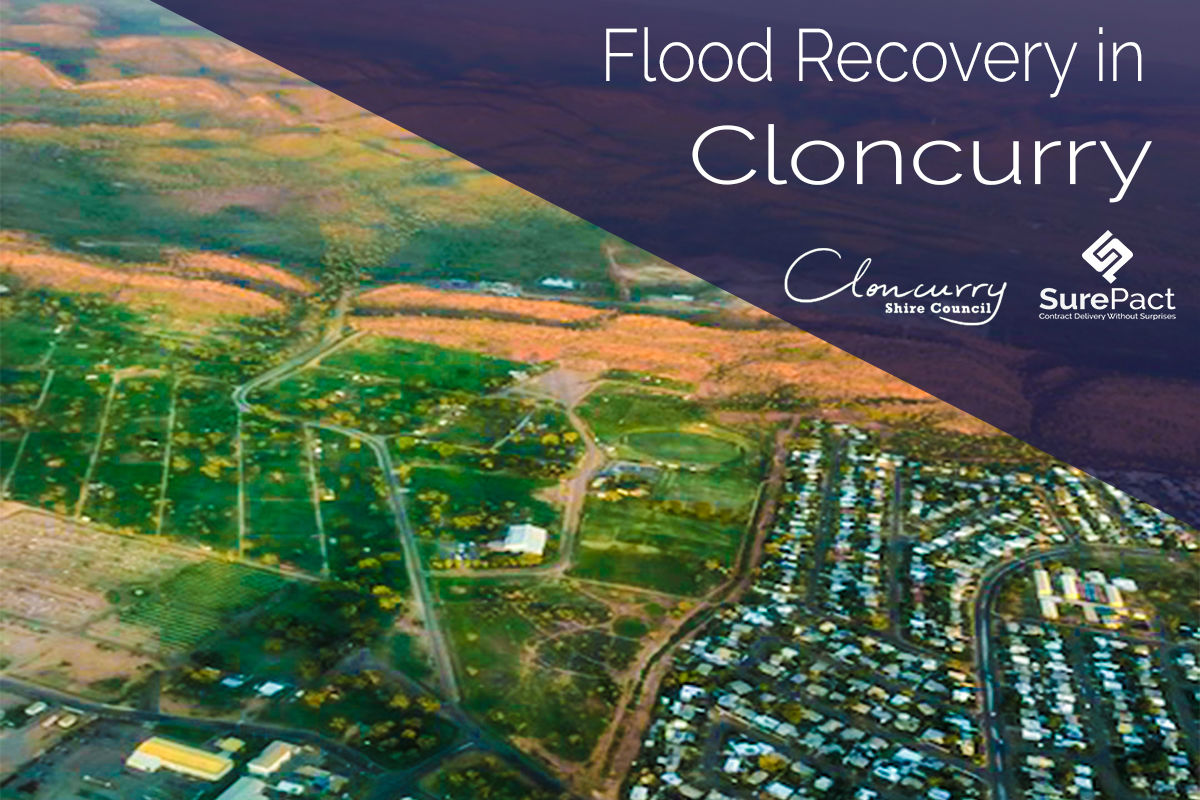 Cloncurry flood relief
