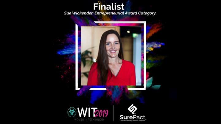 SurePact, WiT, Women in Technology