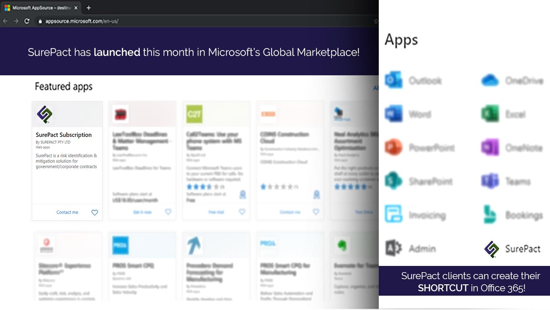 risk management software Australia - surepact