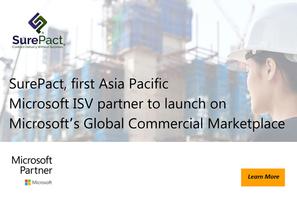 Microsoft ISV Announcement