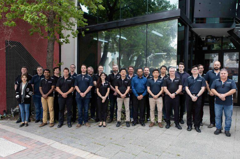 Frontline team photo
