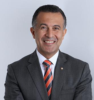 Michael Ebeid, Surepact Board Member