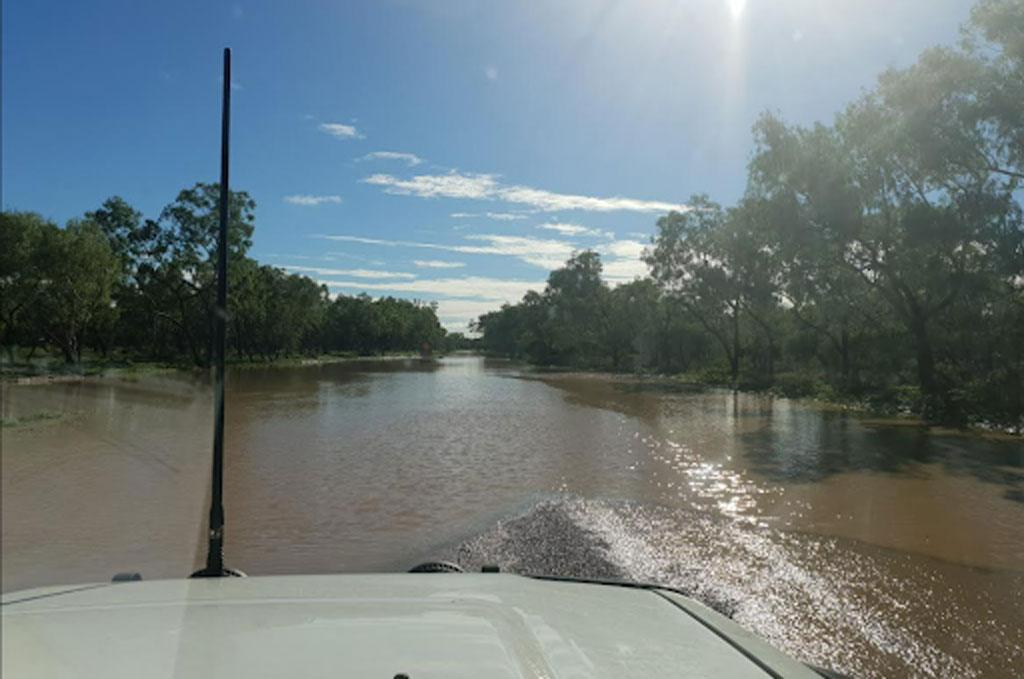 FWIN flood waters