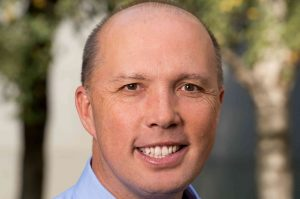 Minister Dutton